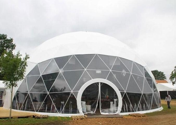 齐齐哈尔球形篷房