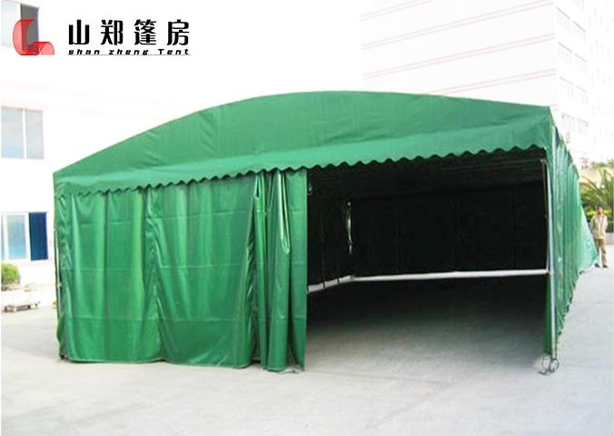 移动推拉篷厂家